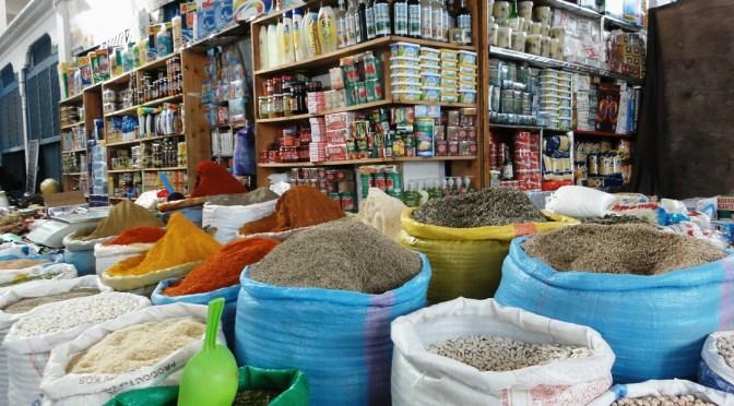 Einkaufen in Marokko