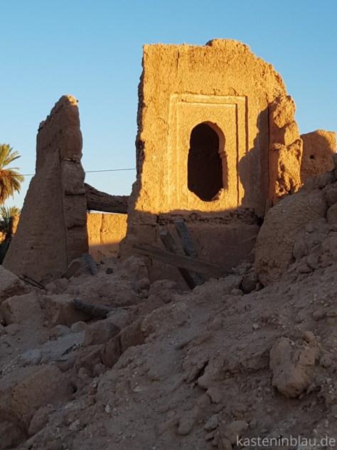 Marokko Oase Tighmert