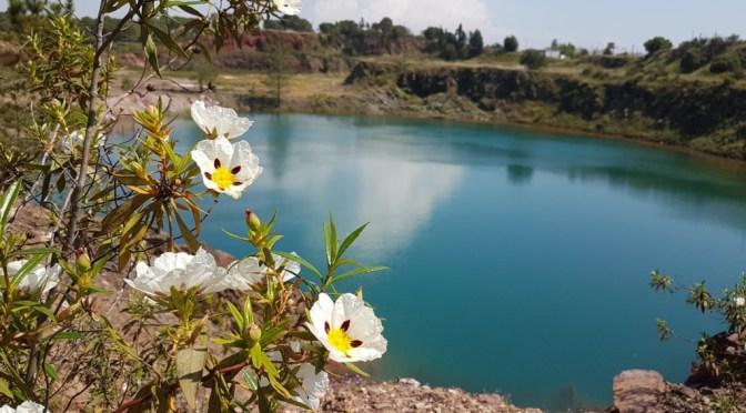 Die Minen von Lousal in Portugal