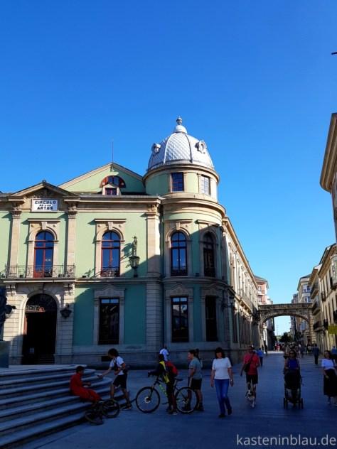 Unbedingt besuchen! Lugo in Galicien/Nordspanien