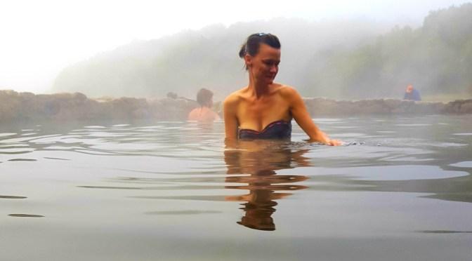Von den heißen Quellen in Bande / Galicien  ins schöne Lindoso nach Portugal
