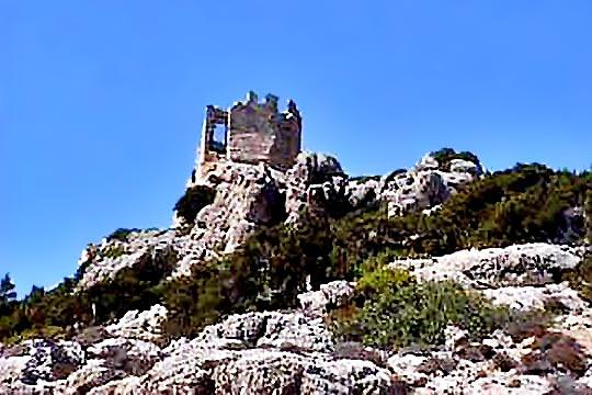 Κάστρο Αλιμιάς - Ελληνικά Κάστρα