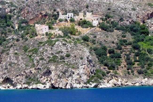 Κάστρο Πόρτο Κάγιο - Ελληνικά Κάστρα