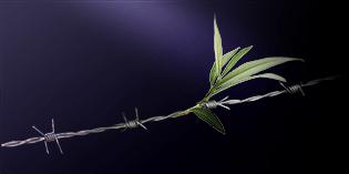 Wire Leaf