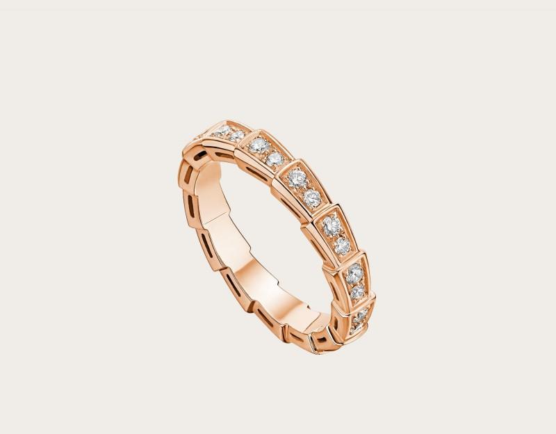 Bvlgari Serpenti Wedding Ring