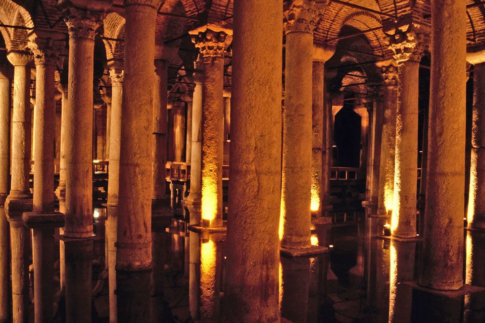 Istanbul: Basilica Cistern Skip-the-Line Guided Tour