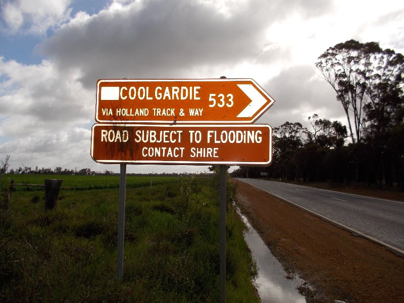 holland track to collgardie broomehill village route 120 great southern highway