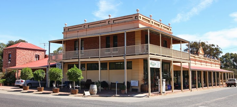 Henry Jones Buildings broomehill route 120 great southern highway western australia