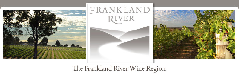 frankland river wine region cranbrook route 120 great southern highway western australia