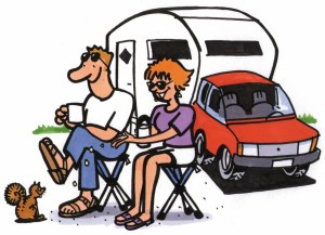 for caravanners and nomads