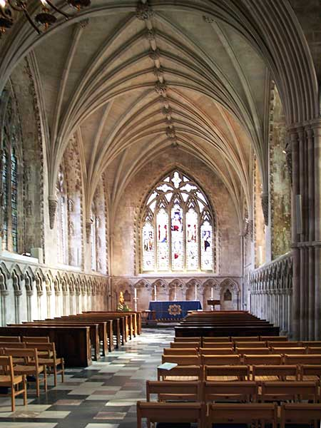 Salisbury Cathedral Nave