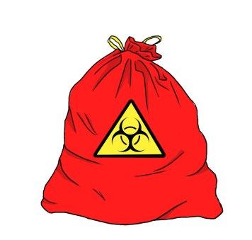 Worek na odpady