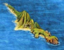 Wyspa Przy Głębi