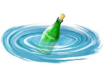 zielona-butelka