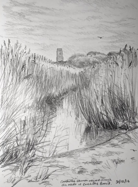 Covehithe Broad 366