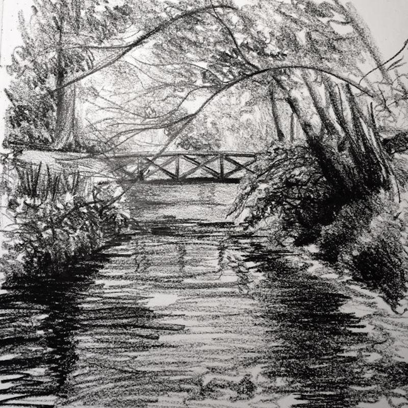 Elingham mill sketch 143