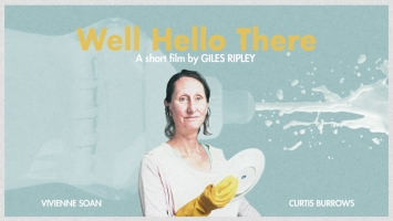 <h5>Well Hello There (Short Film)</h5><p>Written & directed by Giles Ripley <br> Produced by Partizan                                                                                                      </p>