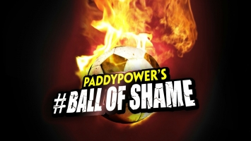 <h5>Paddy Power: Ball Of Shame <br> Andy McLeod / Rattling Stick</h5><p>                                                                                                                                                                                                                                                                                                                                                                                                                                                                                                                                                                                                                                                                                                                                                                                                                                                                                                                                                                                                                                                                                                               </p>