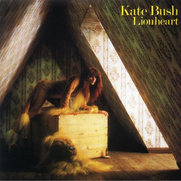 Image result for kate bush lionheart album cover