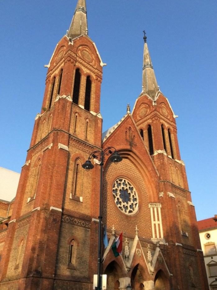 Páduai Szent Antal templom in Békéscsaba