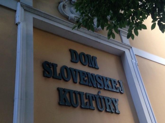 House of Slovak Culture in Bekescsaba