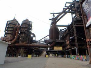 colours of ostrava mining area