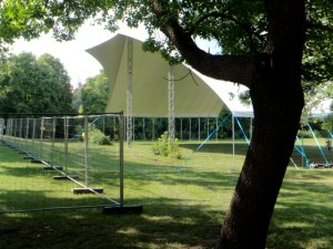 roof world music stage festival building sziget
