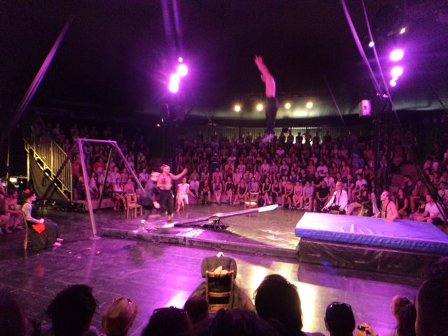 Cirk la putyka at Sziget festival