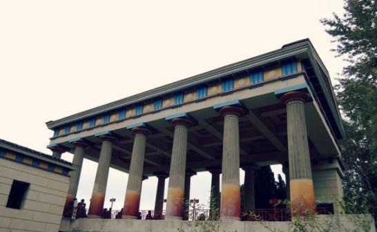 thunder zeus asterix parc acropolis