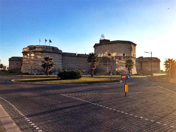 Forte Michelangelo Civitavecchia Italy