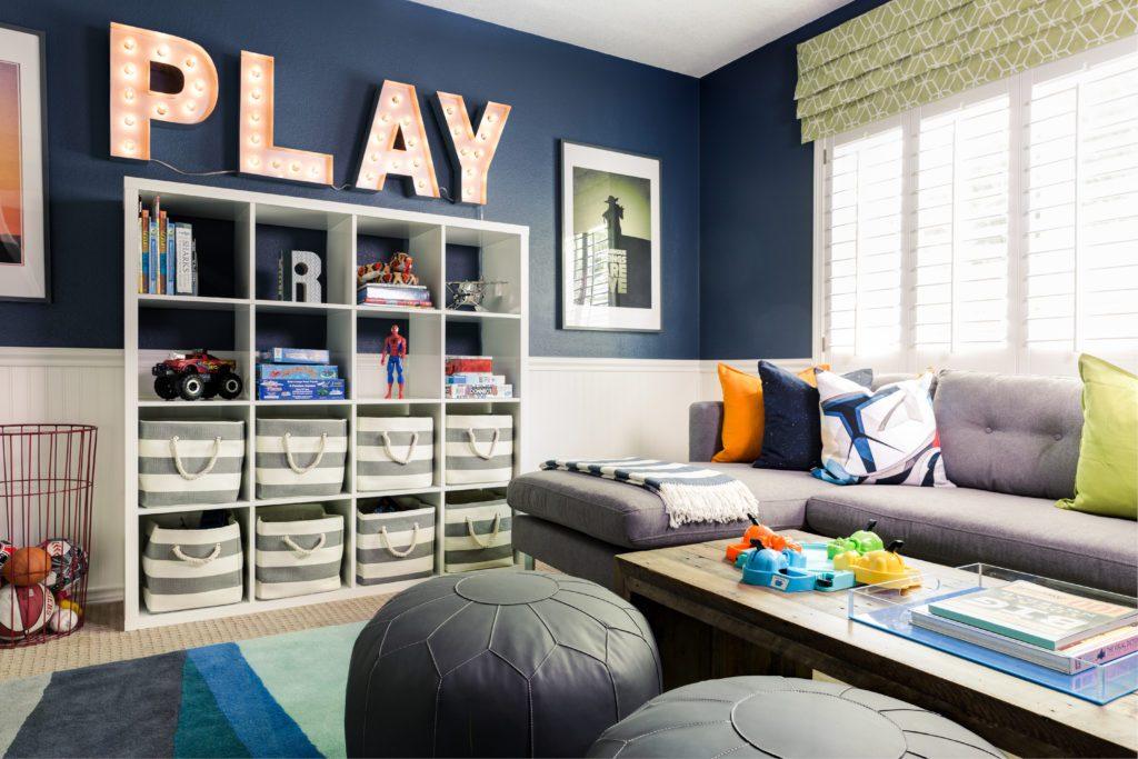 boys room playroom