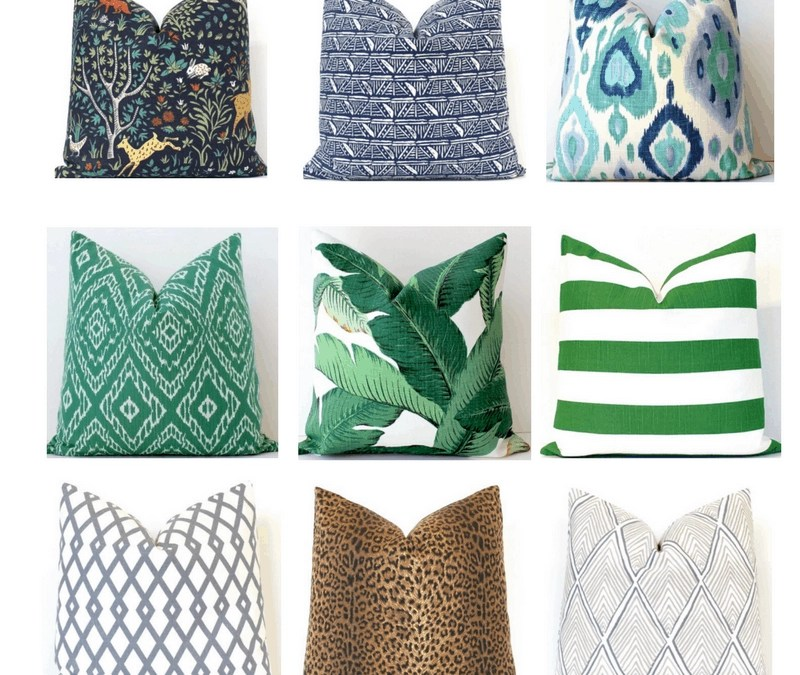 My 4 Favorite Etsy Shops for Affordable + Unique Throw Pillows