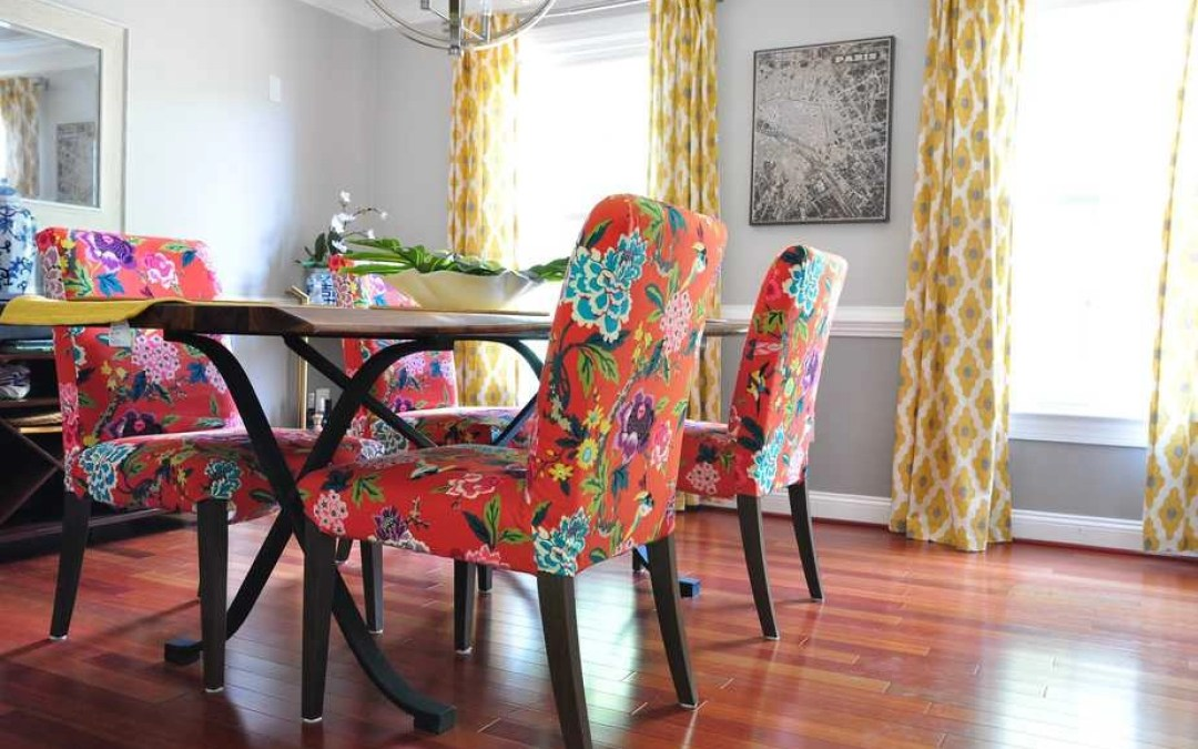 This IKEA Henriksdal Hack Makes Your Affordable Dining Chairs Look Custom