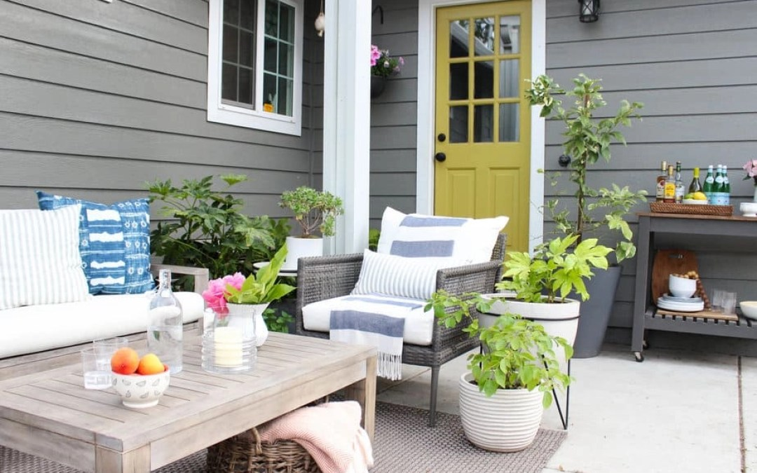 5 Affordable Outdoor Living Ideas You'll Want to Copy This Summer