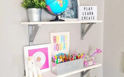 Back-to-School Prep: 12 Kids' Desk Organization Ideas Under $20