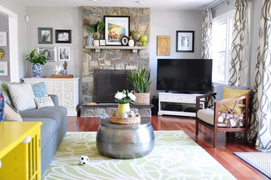 Family Room Refresh Plans: What We're Changing and Why