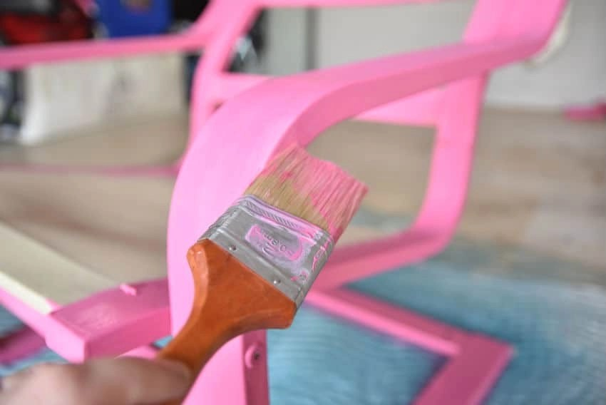 The Easiest IKEA Poang Chair Hack