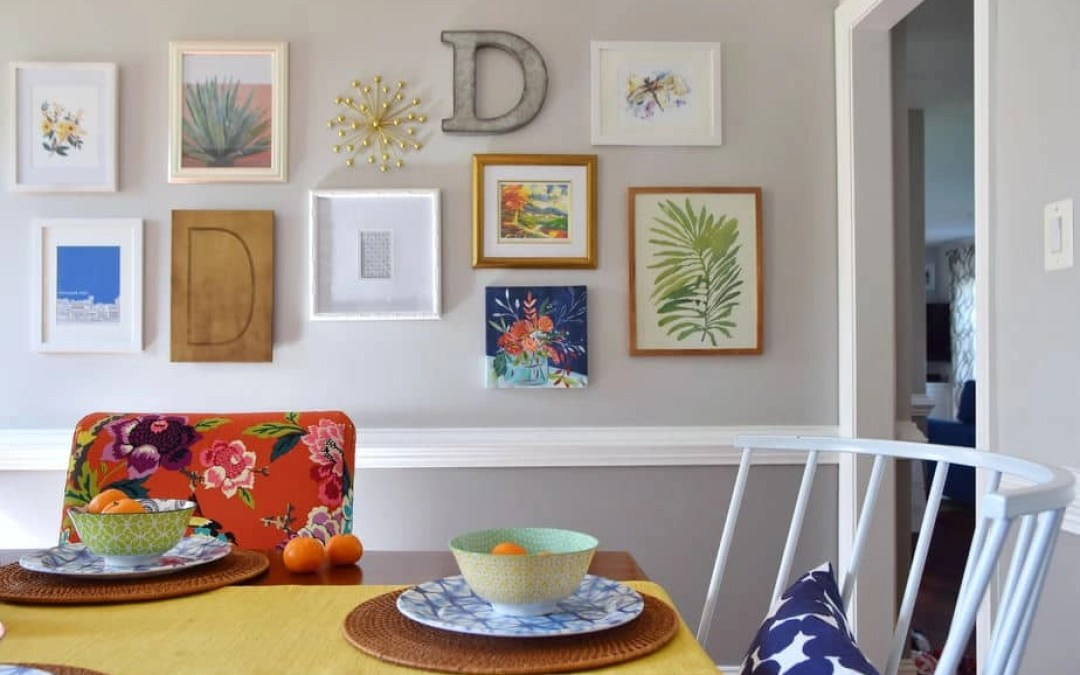 3 Reasons Your Gallery Wall Isn't Working (and How to Fix It)