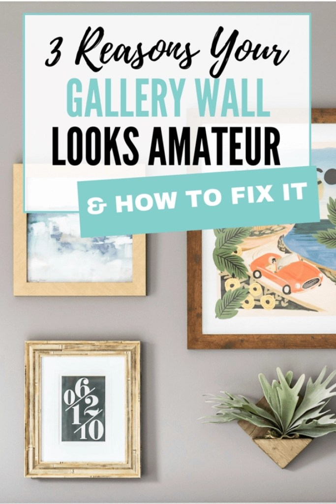 These tips will help you create the perfect gallery wall!