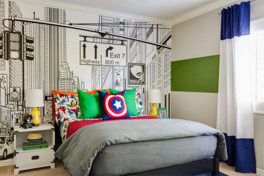 superhero-boys-bedroom