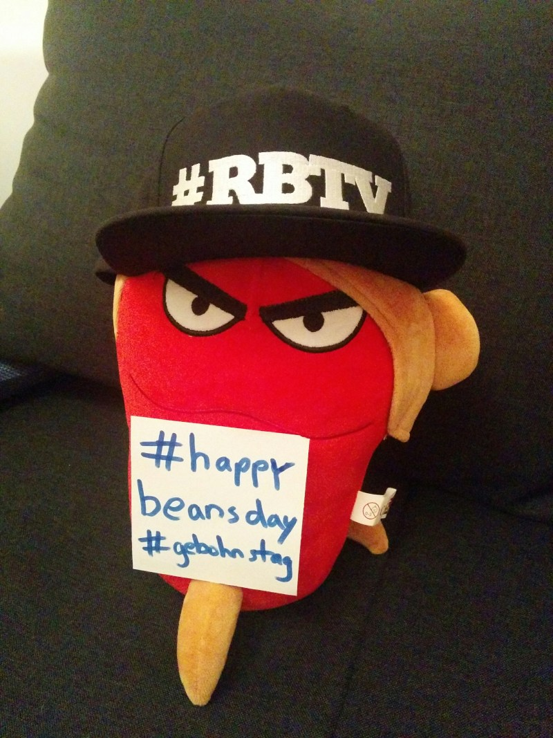 Happy Birthday Rocket Beans TV! #happybeansday