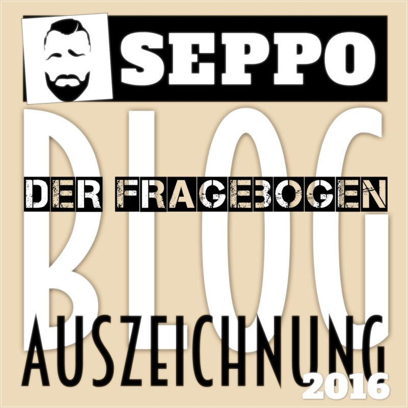 Seppo Blog Auszeichnung #sba2016