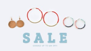 Public Service Announcement:  noonday sale!