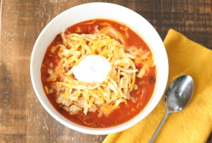 Do the Hard Thing: Weeknight Meal Part 2/Chicken Tortilla Soup