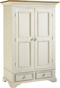 French Country Armoires And Wardrobes French Country