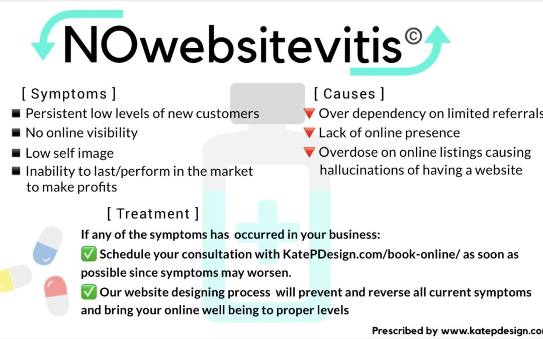 Nowebsitevitis, get your treatment