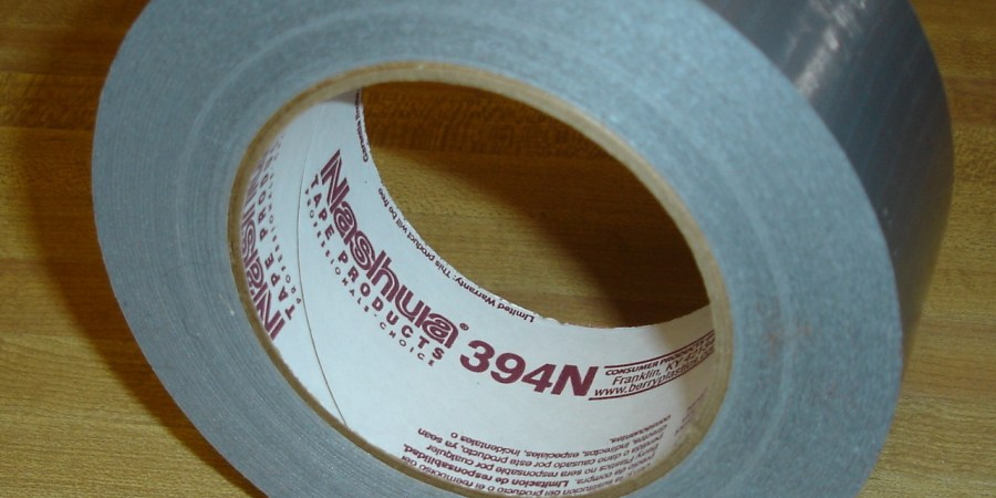 Controlling Pests with Duct Tape