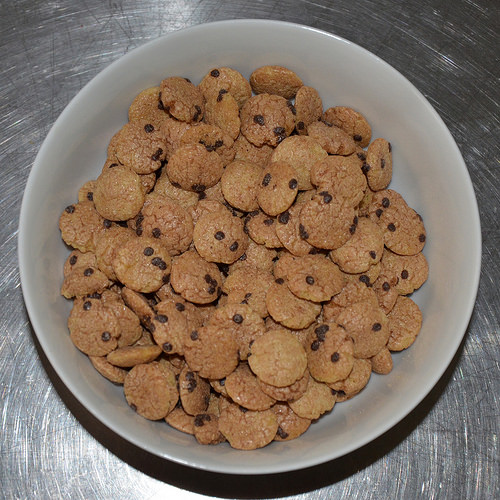 What's Tastier: A Bowl Of Cookie Crisp Or A Bowl Full Of