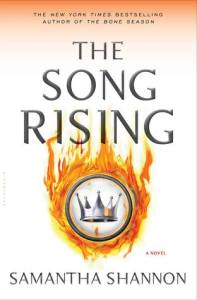 The Song Rising by Samantha Shannon.