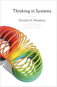 Thinking in Systems by Donella H Meadows and Diana Wright .